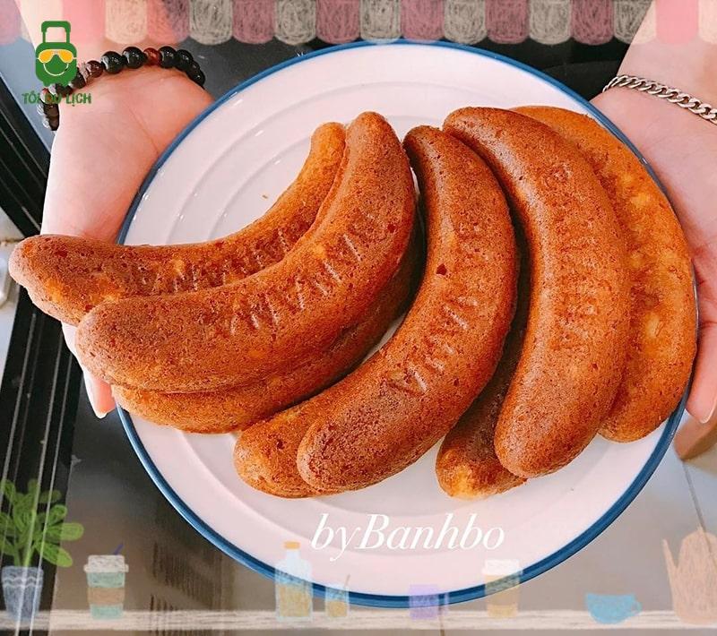 Bánh Bơ Bồng Bềnh - Ngõ Tràng Tiền
