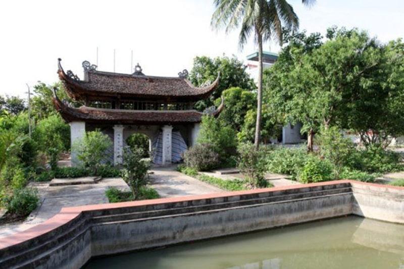 Chùa Bà Già là 1 trong những ngôi chùa bà nổi tiếng ở Hà Nội