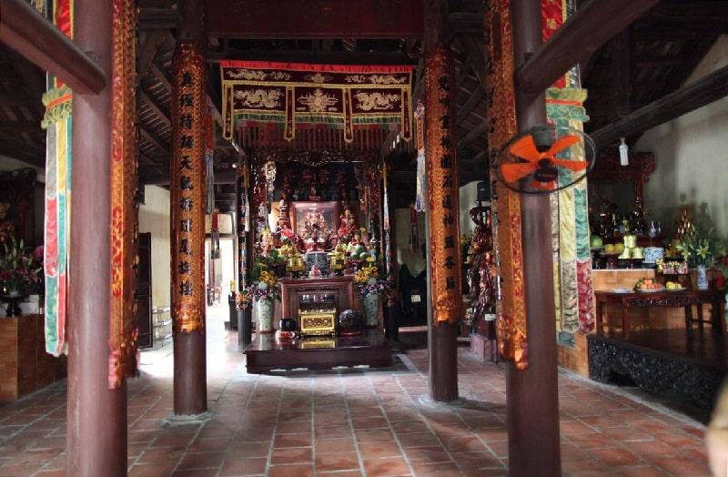 Chùa Bà Nành - Tiên Phúc Tự là 1 trong những ngôi chùa bà nổi tiếng ở Hà Nội