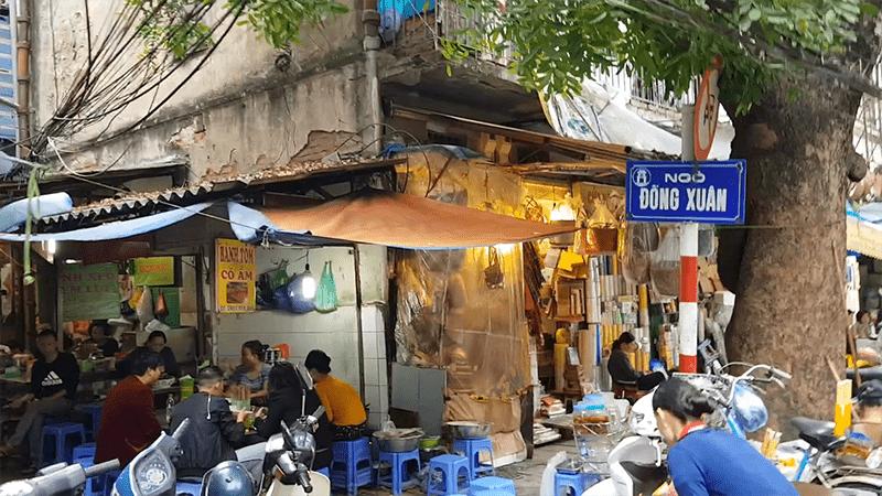 Ngõ Chợ Đồng Xuân