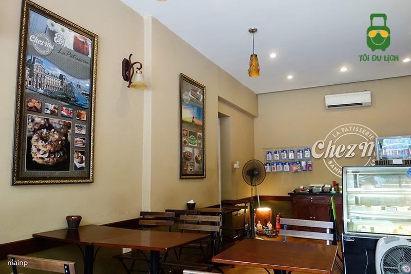 Tiệm bánh Chez Moi