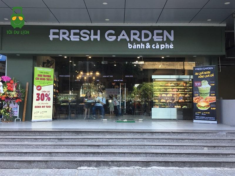 Tiệm bánh Fresh Garden