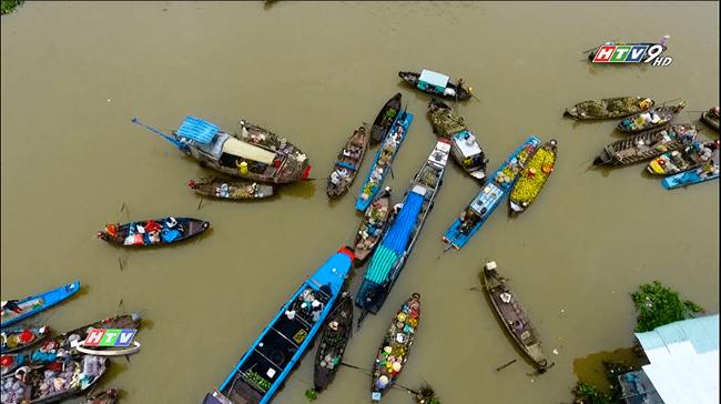 Chợ nổi Phong Điền, Cần Thơ