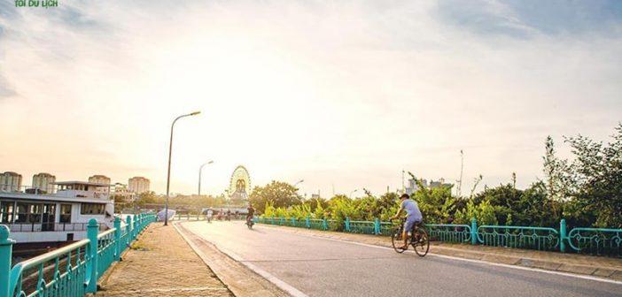 5 địa điểm đạp xe tuyệt đẹp ở Hà Nội