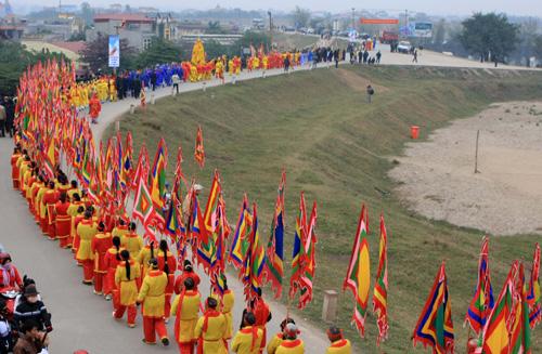 Hà Nội có những lễ hội nào vào dịp Tết Nguyên đán? 5