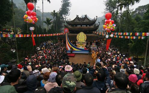 Hà Nội có những lễ hội nào vào dịp Tết Nguyên đán? 4