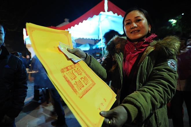 Các lễ hội dịp Tết Nguyên đán gần Hà Nộithu hút du khách nhất 6