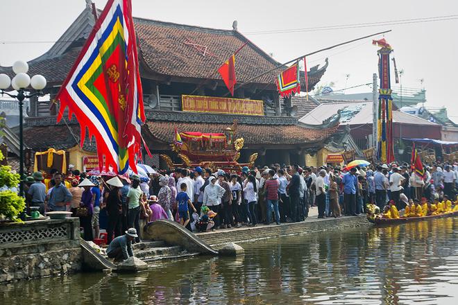 Các lễ hội dịp Tết Nguyên đán gần Hà Nộithu hút du khách nhất 10