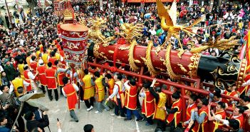 Các lễ hội dịp Tết Nguyên đán gần Hà Nộithu hút du khách nhất 2
