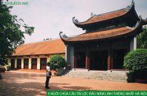 5 ngôi chùa cầu tài lộc đầu năm linh thiêng nhất Hà Nội