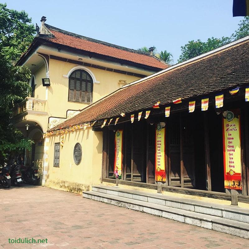 Chùa Phúc Khánh là địa điểm cầu tài lộc nổi tiếng ở Hà Nội