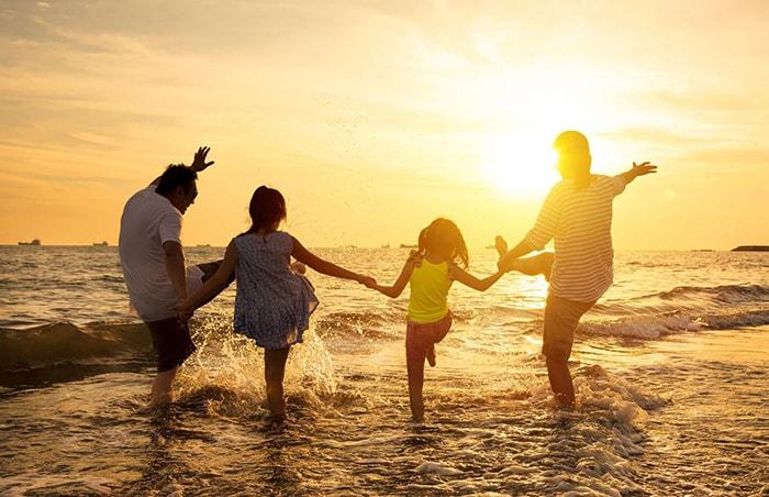 Du lịch gia đình có con nhỏ bạn cần chú ý đến bé nhiều hơn