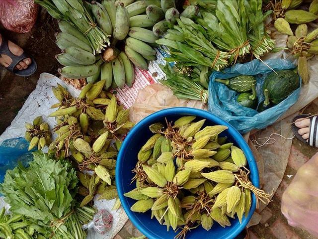 Chợ phiên vùng cao Điện Biên