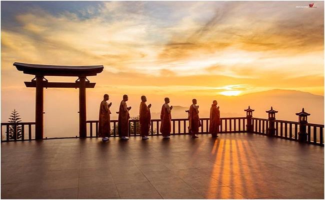 Chùa Linh Quy Pháp Ấn - Bảo Lộc, Lâm Đồng