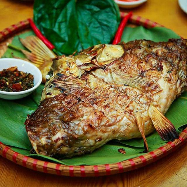 Pa pỉnh Tộp - Đặc sản nổi tiếng ở Điện Biên