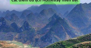 Du lịch Homestay miền Bắc