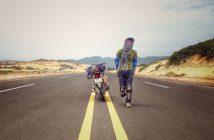 Phượt xe máy xuyên Việt an toàn