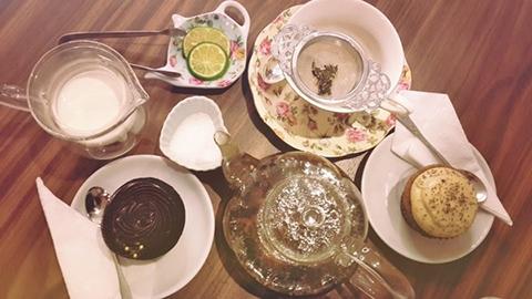 Những món ăn vặt không nên bỏ qua - phố Nguyễn Huệ - Sài Gòn