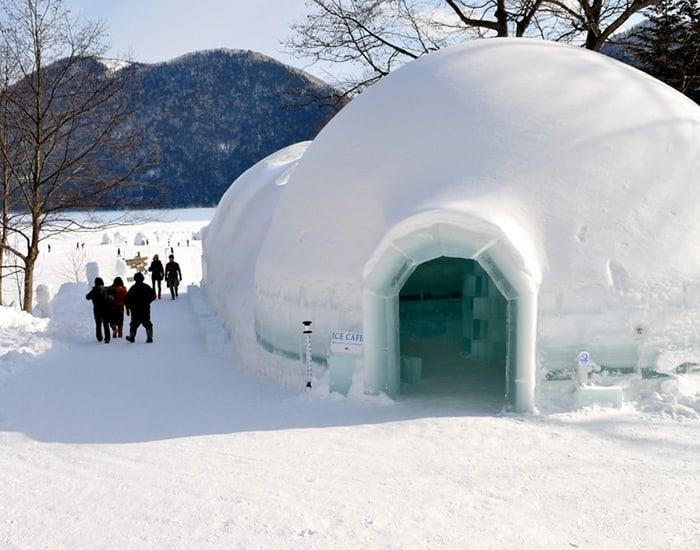 5 hoạt động mùa đông thú vị ở Nhật Bản