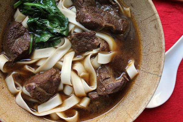 Mì thịt bò - Beef Noodle Soup
