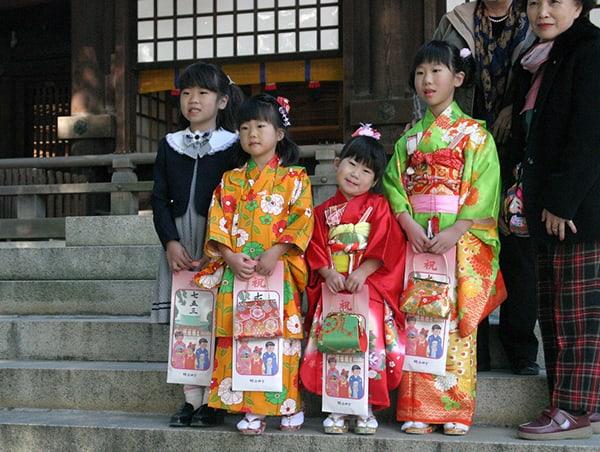Lễ hội trẻ em Shichi-go-san
