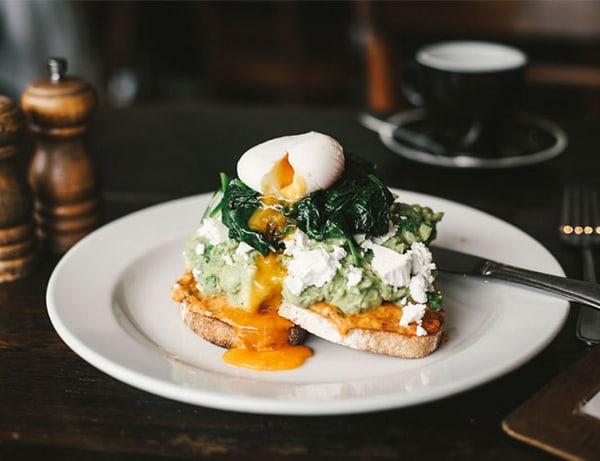 Ăn sáng muộn tại Sydney