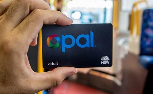 Dùng thẻ Opal miễn phí tại Sydney