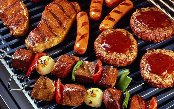 Văn hóa thịt nướng
