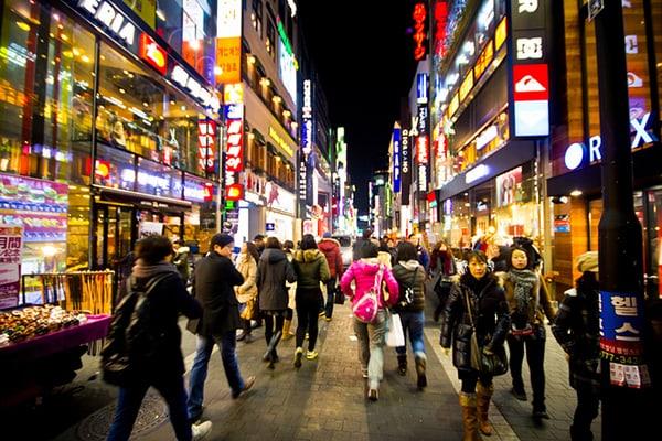 Khu phố Tây giữa lòng Seoul - Itaewon