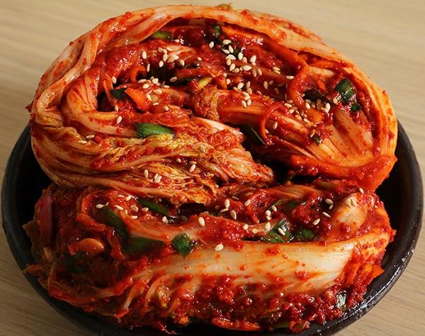Kim chi – du lịch ẩm thực Hàn Quốc