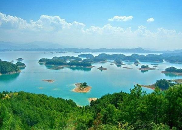 Hồ Vạn Đảo -Hàng Châu