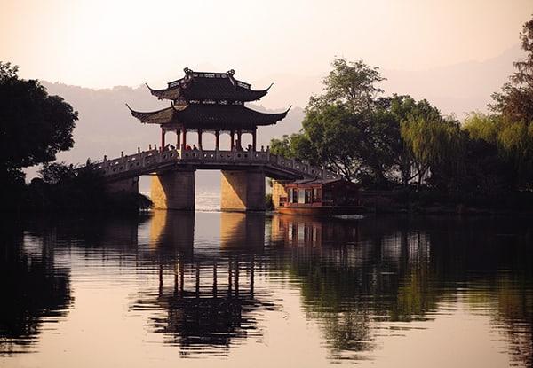 Tây Hồ - Hàng Châu