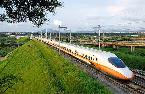 Tàu cao tốc Đài Loan (THSR)