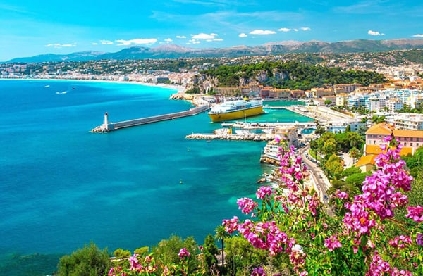 French Riviera - Pháp