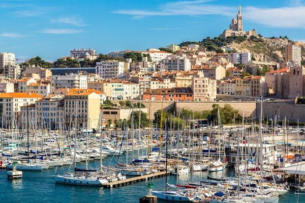 Marseille - Pháp