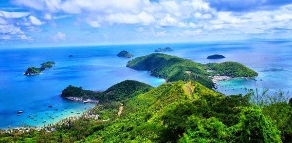 Đảo Nam Du, Kiên Giang
