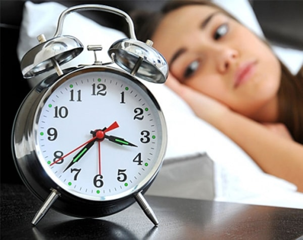 Nỗi khổ của những người bị mất ngủ kéo dài 2
