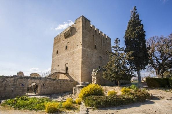 Lâu đài Kolossi
