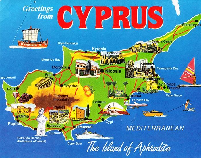 10 điều bạn nhất định phải biết về Visa du lịch Síp
