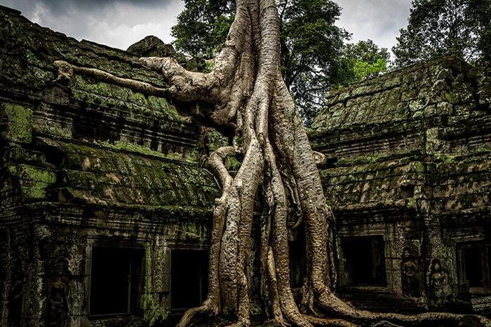 Angkor Wat ở Campuchia
