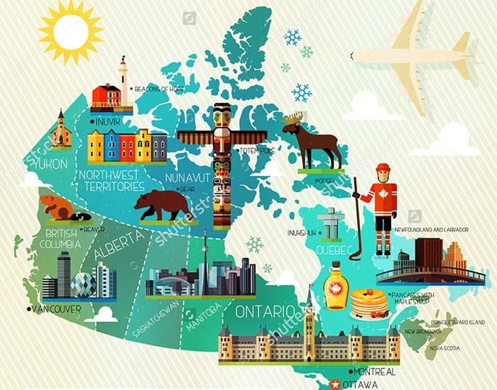 Làm visa du lịch Canada có khó không?