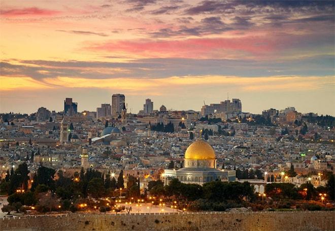 Israel- thánh địa hành hương của những người theo đạo Jeus