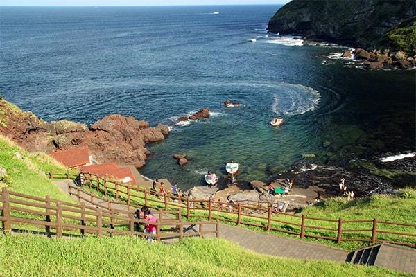 Khách du lịch được ưu tiên nhập cảnh để đến đảo Jeju