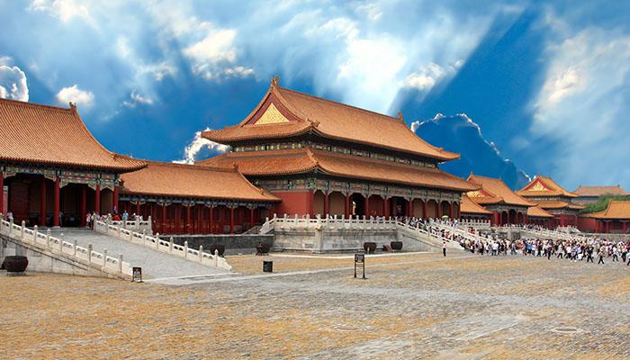 Tử Cấm Thành, Trung Quốc