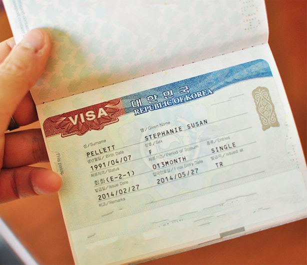 Lưu ý thủ tục xin visa Hong Kong