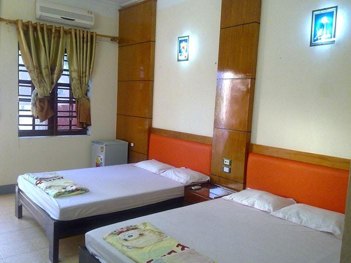 Khách sạn giá rẻ tại Cửa Lò