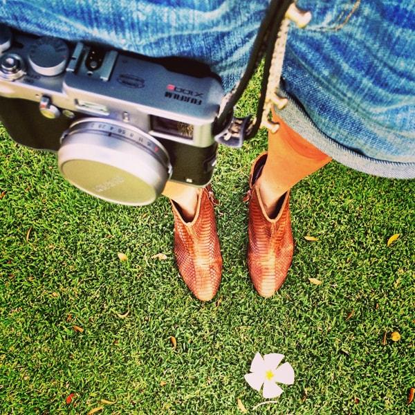 Máy ảnh sẽ giúp bạn lưu lại những khoảnh khắc vô giá