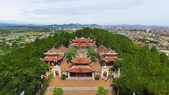 Núi Dũng Quyết - Thành phố Vinh