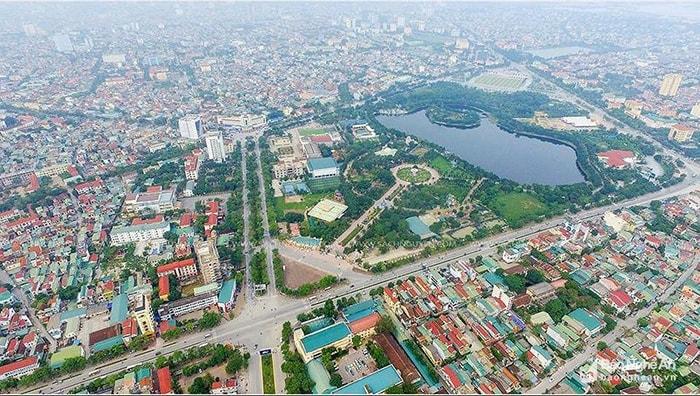 Phượng Hoàng Trung Đô - Thành phố Vinh