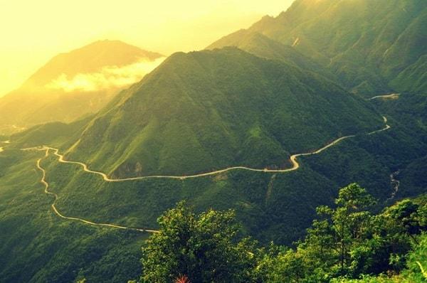 Lai Châu có nhiều nơi mang vẻ đẹp hoang dã